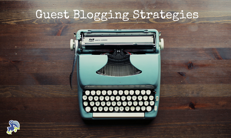 5 Steps To Finding The Right Guest Blogging Opportunities