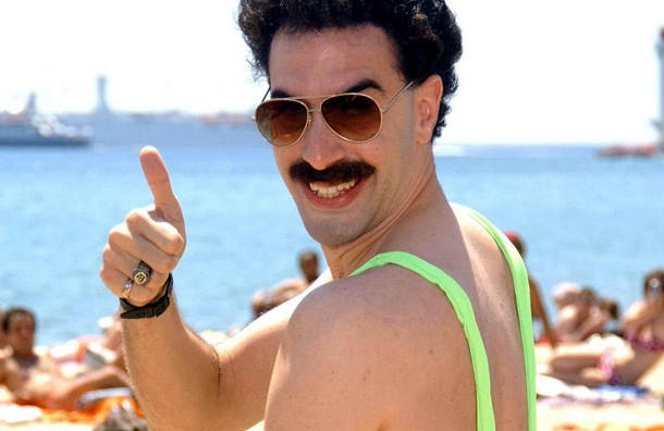 Borat Thumbs Up Twoggle Twoggle Blog