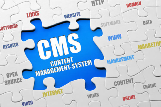 Advantages of using Content Management System in web development