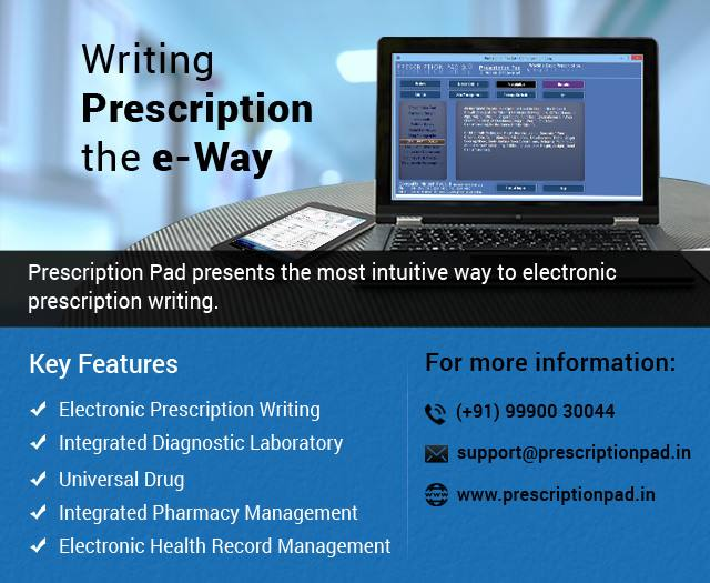 guest posts wanted for PRESCRIPTION MANAGEMENT SOFTWARE:SIMPLIFYING PATIENT MANAGEMENT IN THE E-WAY
